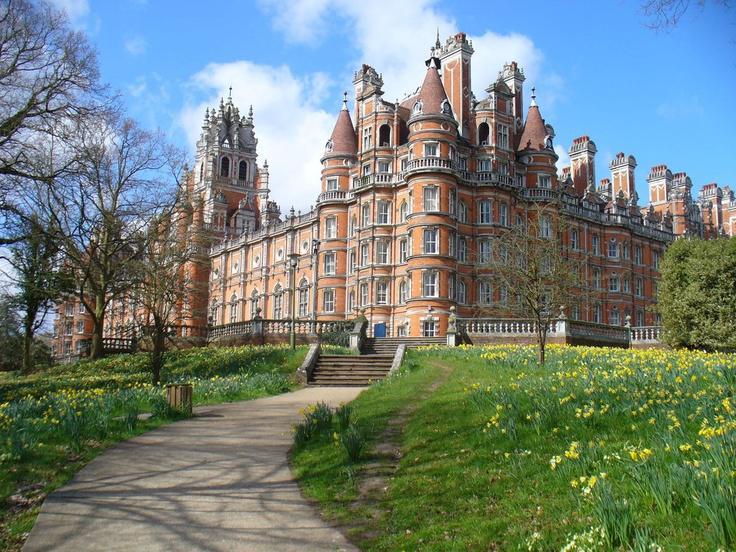 Lâu đài Đại học Hoàng gia London
