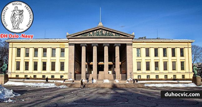 du học Nauy tại đại học Oslo