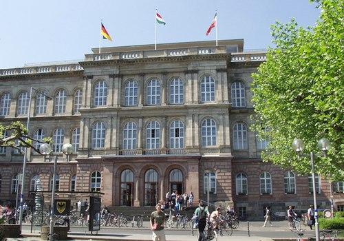Khuôn viên Đại học RWTH Aachen