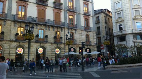 thanh-pho-Granada-Spain