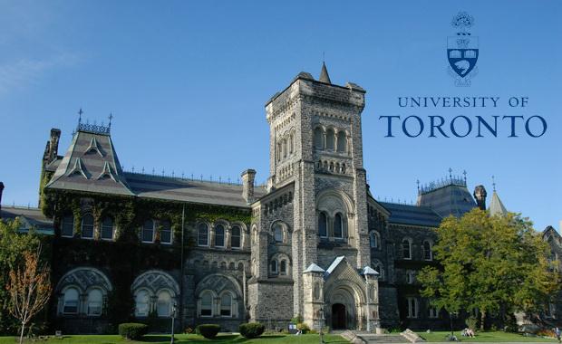 Quang cảnh trường đại học Toronto