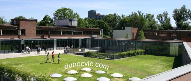 Trường Kiến trúc và Thiết kế Oslo ( AHO )