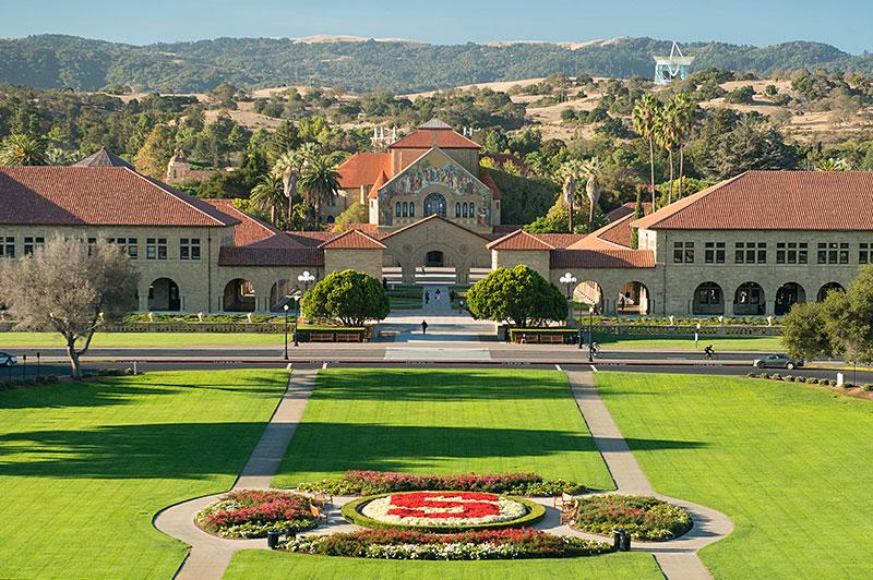Giơi thiệu đại học Stanford, California, Mỹ