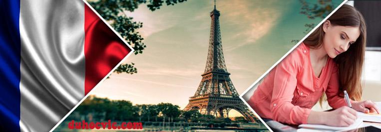 Thông tin hỗ trợ sinh viên du học Pháp