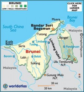 Học bổng thạc sĩ Quản lý chính sách công tại Brunei