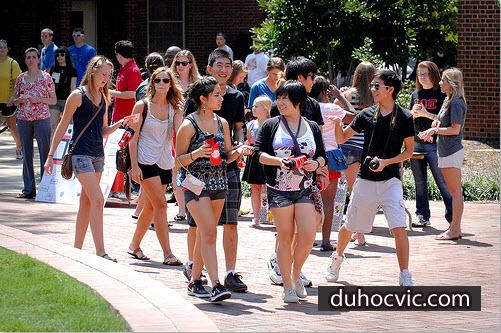 Bạn biết gì về học bổng giao lưu văn hoá Mỹ?