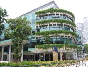 Đại học Singapore Vượt Bậc Trên Bảng xếp hạng thế giới 2013
