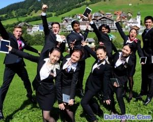 Ngành quản lý khách sạn Thụy Sỹ có gì hấp dẫn?