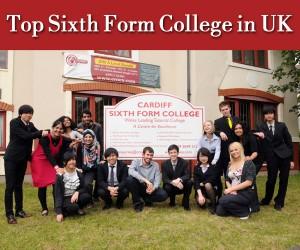 Học bổng 100% học phí A-level trường Cardiff Sixth Form College
