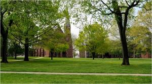 ĐH Wesleyan- Trường xét tuyển khó nhất nước Mỹ