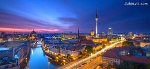 Danh sách đại học hàng đầu Đức theo thành phố