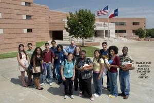 Trường trung học số 1 nước Mỹ
