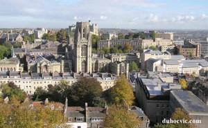 Học bổng du học Anh – Đại học Bristol