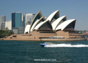 Học bổng toàn phần từ Chính phủ Australia 2014-2015