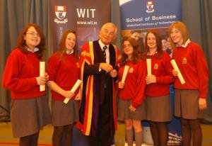 Học bổng du học Ireland -Trường WIT