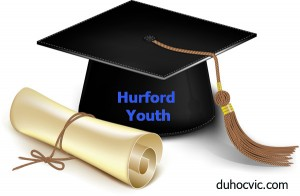 Học bổng Hurford Youth cho ứng viên quốc tế tại Mỹ, 2015-2016