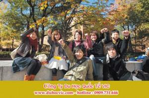 Du học Nhật Bản-Học tập tại Nhật Bản