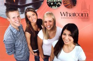Học bổng Đại học cộng đồng Whatcom, Mỹ