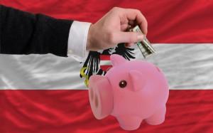nhiều cơ hội làm thêm tại Áo