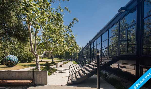 Art Center College of Design Backyard