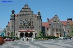 Du Học Ba Lan – Đại Học Adam Mickiewicz (AMU)