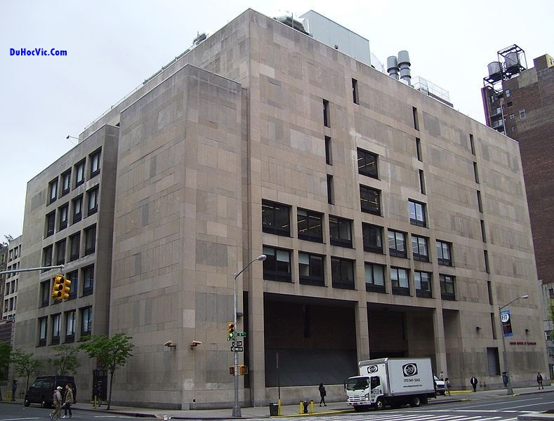 The Fashion Institute of Technology (FIT), NYC