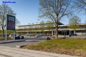 Du Học Đan Mạch – Đại học Kỹ thuật Đan Mạch (DTU)