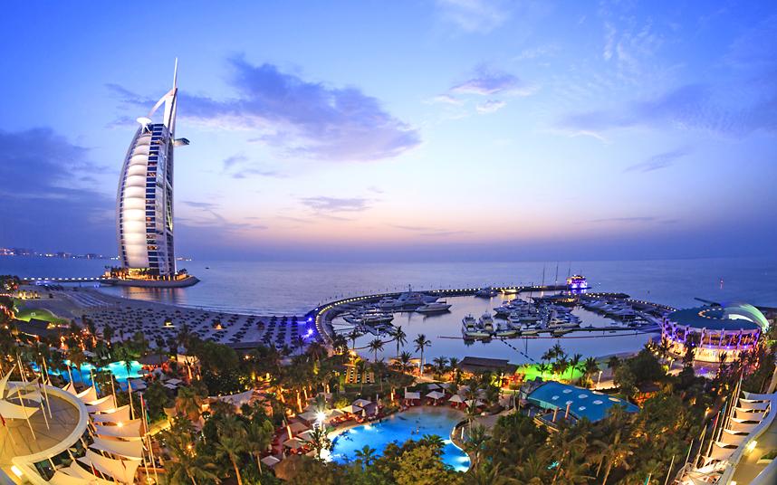 Du lịch tại DuBai (UAE)