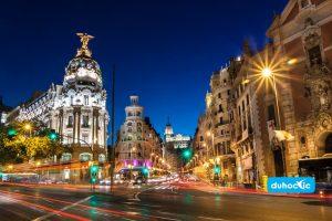 Những Thành Phố Du Học Sôi Động Ở Tây Ban Nha