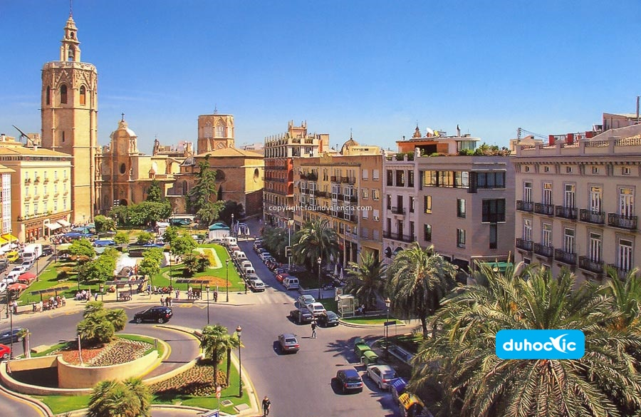 Thành phố Valencia