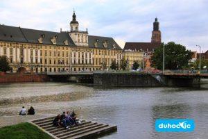 Đại học Wroclaw