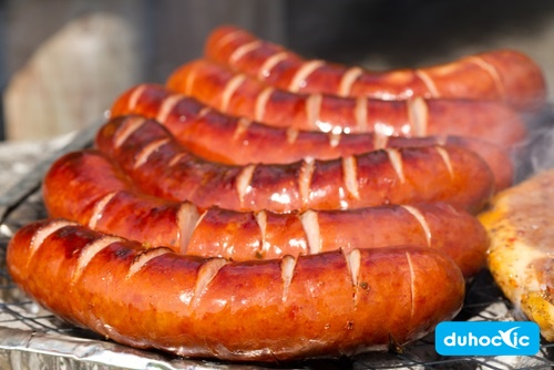 bratwurst-on-grill-Just-eat.ie_