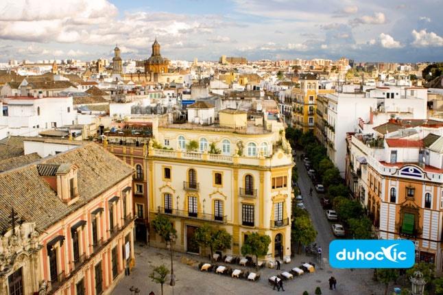Thành phố seville
