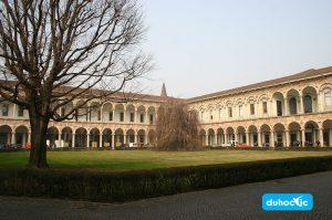 Đại học Milan