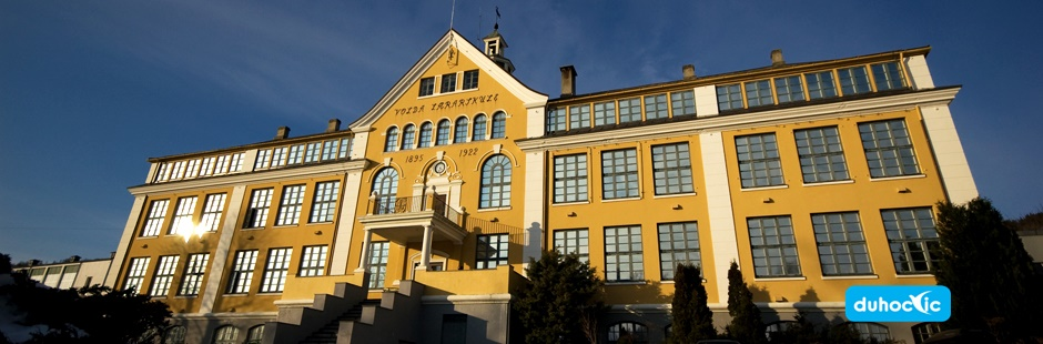Đại học Cao đẳng Volda