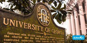 Du Học Mỹ – Đại Học Georgia