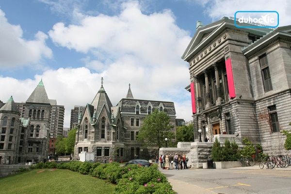 McGill-University-Canada-Photos