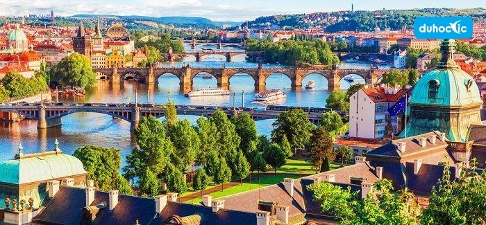 Du học Châu Âu chất lượng học phí thấp