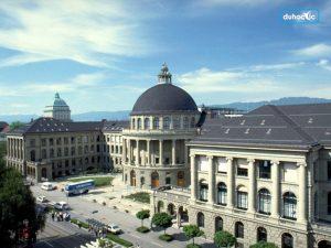 Đại học Zurich – Trường đại học lớn nhất Thụy Sỹ