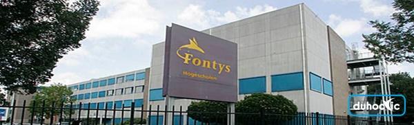 giảng đường Đại học Khoa học Ứng dụng Fontys
