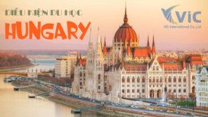 Điệu kiện du học Hungary có khó không?