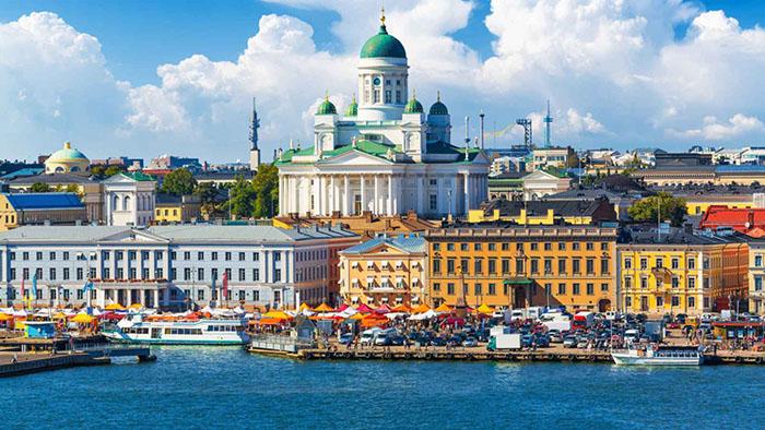 du học Phần Lan quốc gia hạnh phúc nhất thế giới