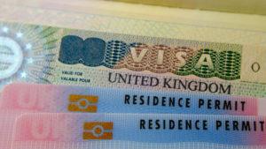 Thủ tục xin visa du học Anh