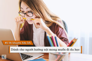 Bạn là người hướng nội? 5 lời khuyên hữu ích giúp bạn tự tin khi du học
