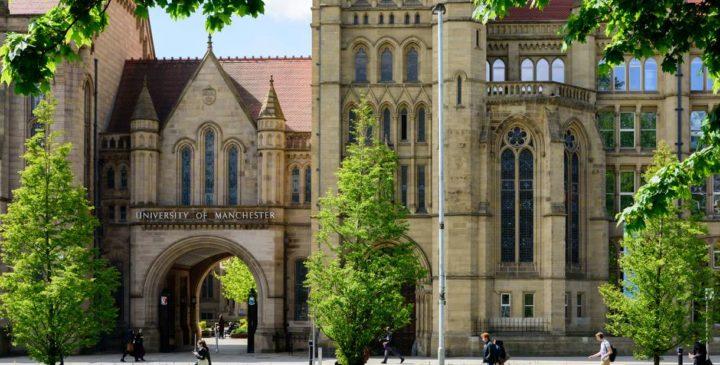 đại học manchester
