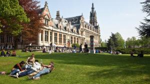 Trường đại học Vrije Brussels