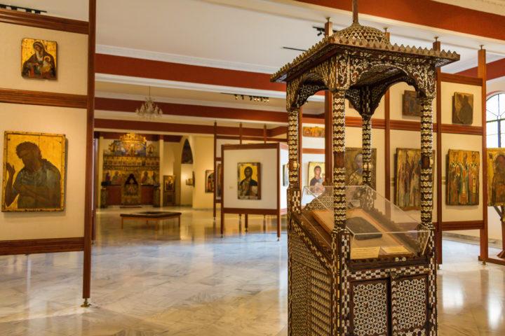 Bảo tàng Byzantine, Síp
