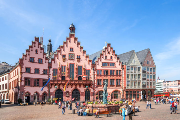kiến trúc nước Đức