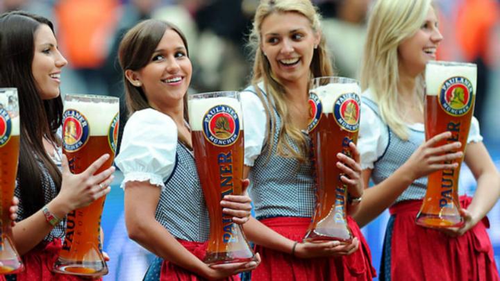 lễ hội bia nổi tiếng ở đức