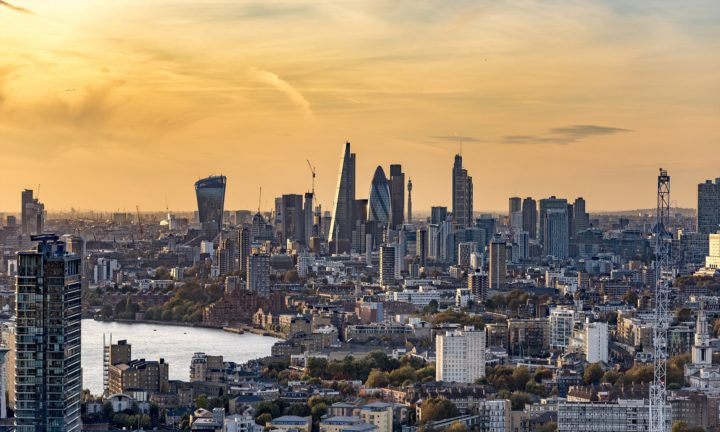 chọn thành phố lớn london
